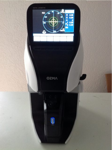 Huvitz Ozma CRM 9000