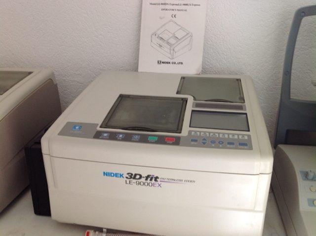 Nidek 9000 EX