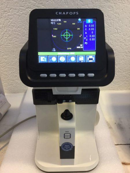 Charops Lensmeter