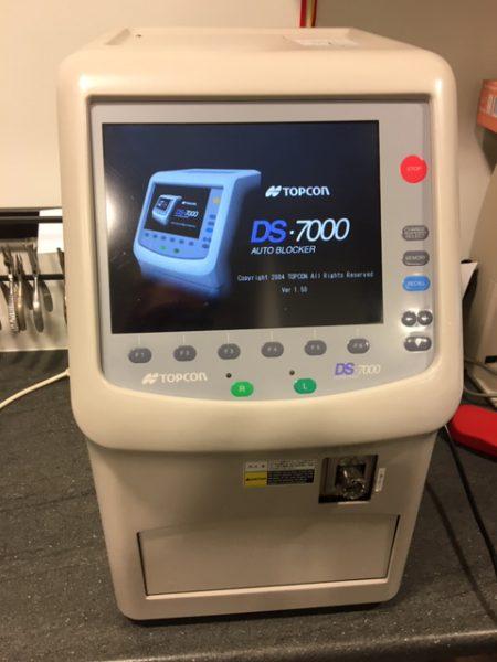 Topcon DS 7000